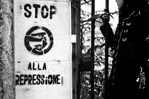 PIGNETO E CASALBERTONE: SGOMBERIAMO LA REPRESSIONE!