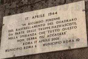 9 MAGGIO 2012. LA MEMORIA DEI DEPORTATI POLITICI ROMANI