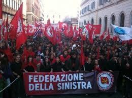 RIFONDAZIONE PROTAGONISTA: L'OPPOSIZIONE SOCIALE INVOCA L'OPPOSIZIONE POLITICA AI POTERI FORTI
