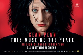 """THIS MUST BE THE PLACE"": accanto a Sean Penn c'è un posto più grande per Paolo Sorrentino"