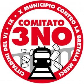 COMITATO 3NO! INIZIATA LA LOTTA CONTRO IL DISASTROSO AMPLIAMENTO DELLA LINEA ROMA-FORMIA