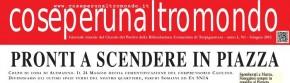 CEMENTO AL CASILINO: PRONTI A SCENDERE IN PIAZZA