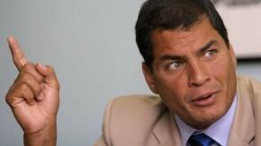 RAFAEL CORREA IN ITALIA: INCONTRO CON LA COMUNITA' MIGRANTE ECUADORIANA A MILANO