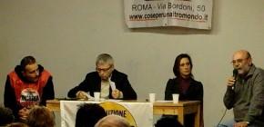 diario politico con Francesco Fumarola,Claudio Grassi,Ilaria Cucchi e Ivano Peduzzi