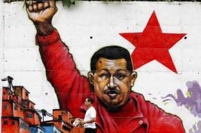 LA REVOLUCION BOLIVARIANA NO SE VA. HASTA SIEMPRE COMANDANTE CHAVEZ!