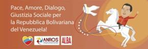 MOBILITAZIONE A SOSTEGNO DELLA RIVOLUZIONE BOLIVARIANA IN VENEZUELA