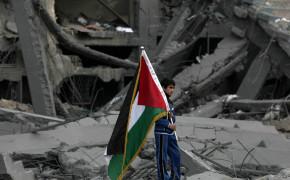 STOP AL MASSACRO ISRAELIANO DELLA PALESTINA. PALMIERI CI DICA DA CHE PARTE STA