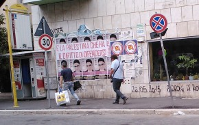 TORPIGNATTARA E' ROSSA. PALESTINA LIBERA