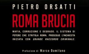 """""""ROMA BRUCIA"""" - presentazione 15 gennaio 2015 ore 19.00"""