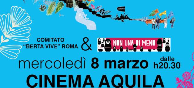 8 marzo al cinema Aquila