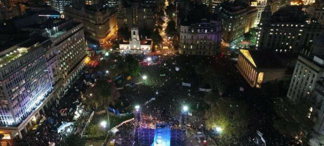 L'ARGENTINA DI MACRI, DOPO LA GRANDE MANIFESTAZIONE POPOLARE DEL 10 MAGGIO