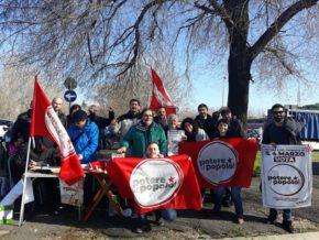 25 febbraio - Incontro coi Candidati Potere al Popolo R.Lazio - La Ricerca della Stabilità