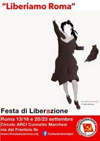 La Festa della Federazione Romana di Rifondazione Comunista