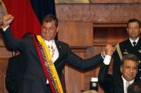 Ecuador e Lenin Moreno: dalla padella alla brace