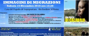 "Proiezione film ""Un paese di Calabria"""