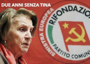 Un ricordo di Tina Costa, Compagna Comunista, Compagna Antifascista.