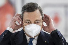 IL GOVERNO DRAGHI: GLI INTERESSI DEL MERCATO NEL QUADRO DELL'UE, LA BCE E LA NATO