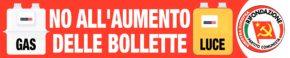 LUCE +9,9%, GAS +15,3% Il GOVERNO BLOCCHI L'AUMENTO DELLE BOLLETTE NON ERA IL TEMPO DI DARE?