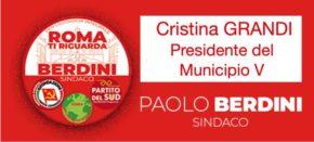 Roma ti Riguarda - Presentazione della lista e dei candidati